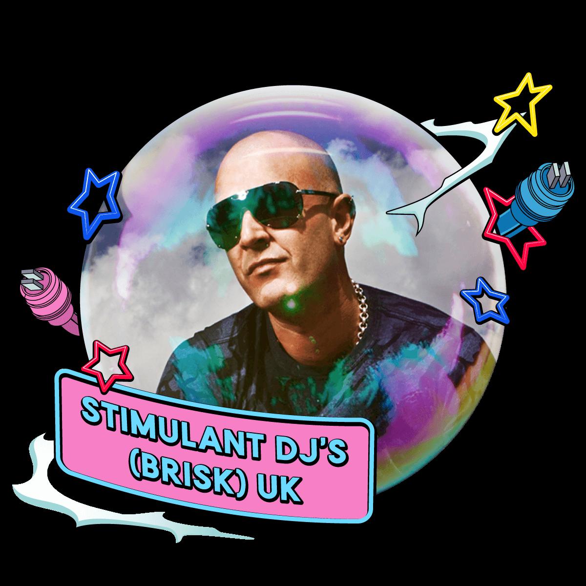 Stimulant DJ's (Brisk) UK