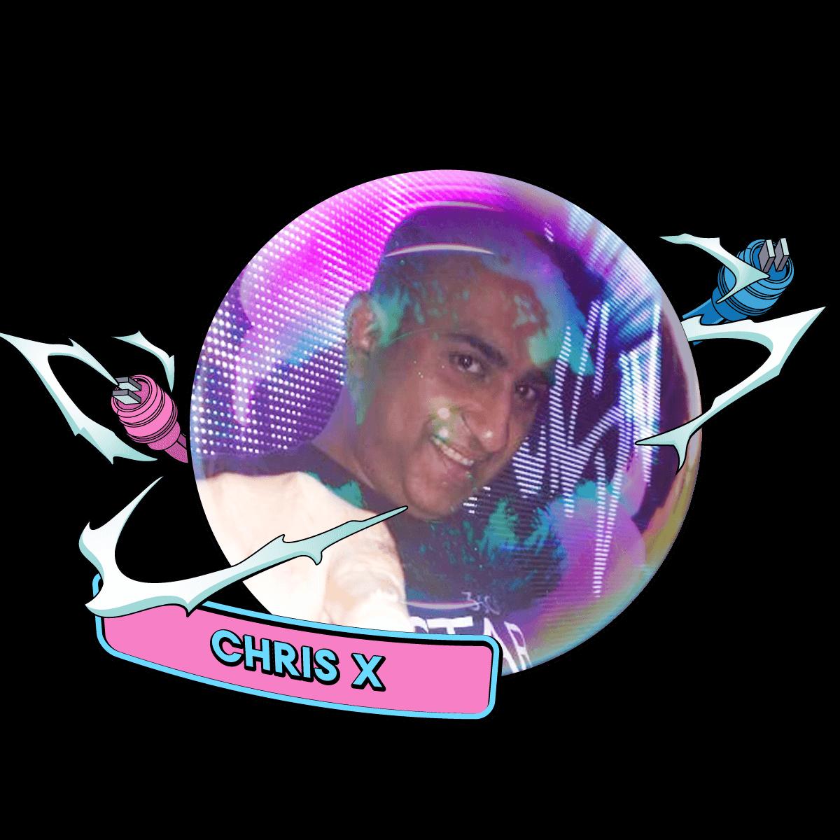 Chris X
